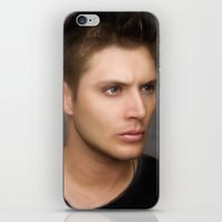 winchester iPhone & iPod Skins featuring Eldest Winchester by Andi Robinson