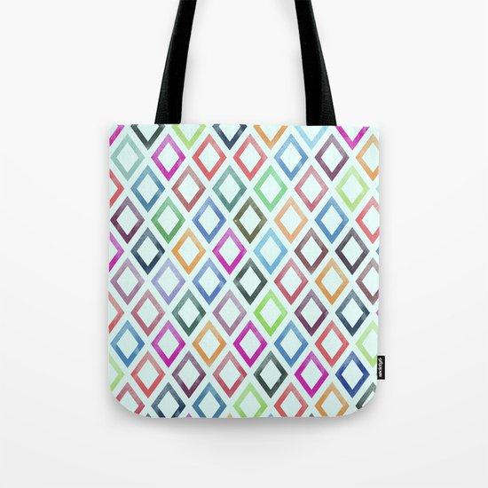 Lovely Pattern V Tote Bag