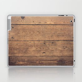 Wooden pattern Laptop & iPad Skin