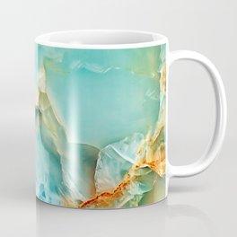 Onyx - blue and orange Coffee Mug