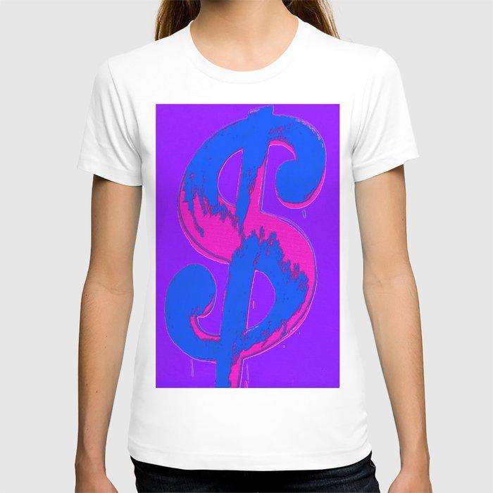 $ Dollar $ T-shirt