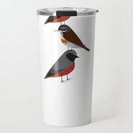 Bird Tower Travel Mug