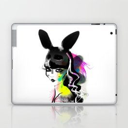 Bunny gone Laptop & iPad Skin