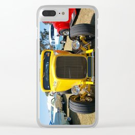 1932 Ford Coupe Clear iPhone Case