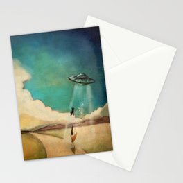 Spot Goes to Mars Stationery Cards