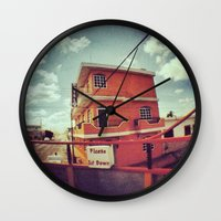mexico Wall Clocks featuring Mexico by wendygray