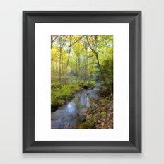 Autumn Day Framed Art Print
