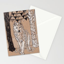 High Priestess - II Stationery Cards