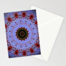 Snow Light Stationery Cards