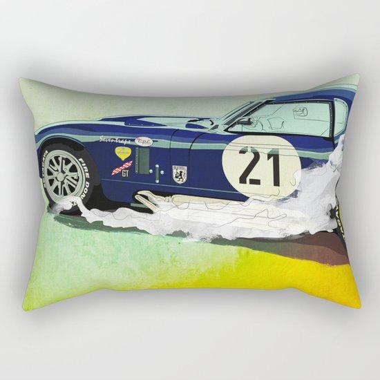 Daytona Coupe Rectangular Pillow