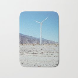 Palm Springs Windmills III Bath Mat