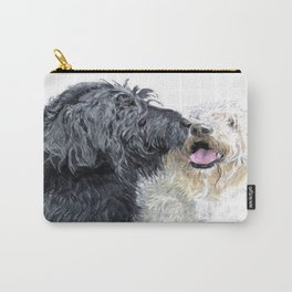 Labradoodle Love Carry-All Pouch