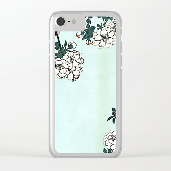 Sweet thing Clear iPhone Case