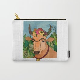 Frida Cowlo Carry-All Pouch