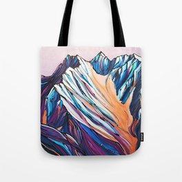Goat Mountain at Jack Sprat Tote Bag