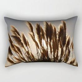 Californian Feathers Rectangular Pillow