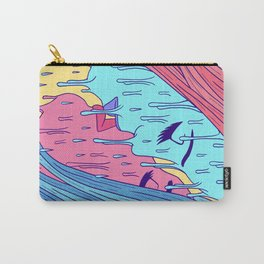 Psychedelic Lovers Carry-All Pouch