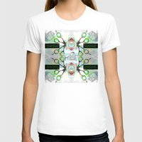 holographic T-shirts featuring SCISSOR DREAM by Riot Clothing