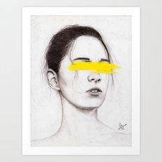 THE QUEEN v.2 Art Print