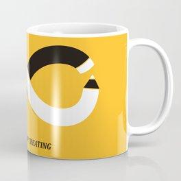 Never stop creating (the infinity pencil) Coffee Mug