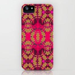 Bordeaux2 iPhone Case
