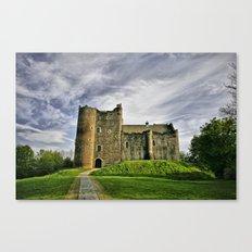 Doune Castle, Stirlingshire Canvas Print