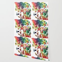 Rainbow Palette Wallpaper