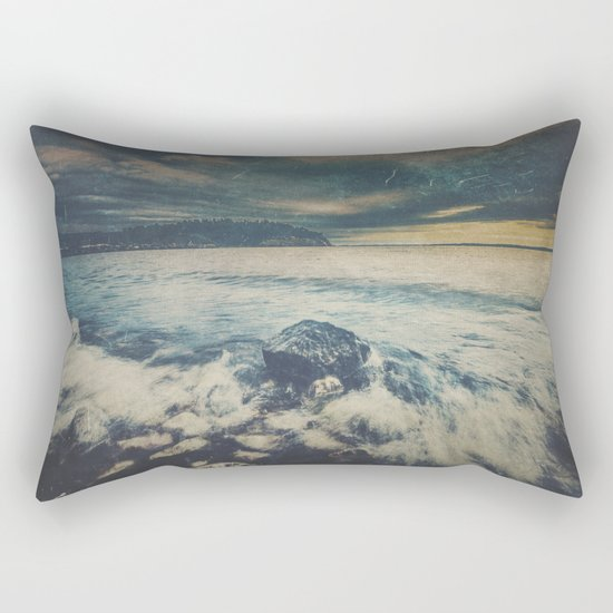 Dark Square Vol. 10 Rectangular Pillow