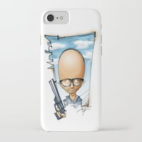 moby iPhone & iPod Cases featuring Moby by alexviveros.net