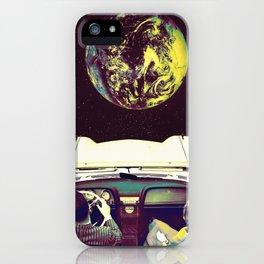 Mas Alla iPhone Case