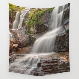 Shelving Rock Falls Wall Tapestry