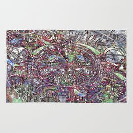 The Draughtsmans Hypothesis Rug