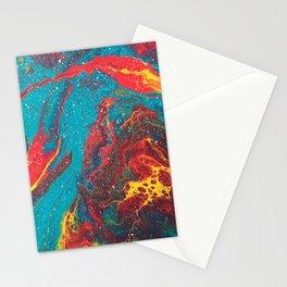 Tie Dye 14er Stationery Cards
