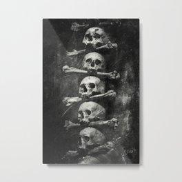 Once Were Warriors VI. Metal Print