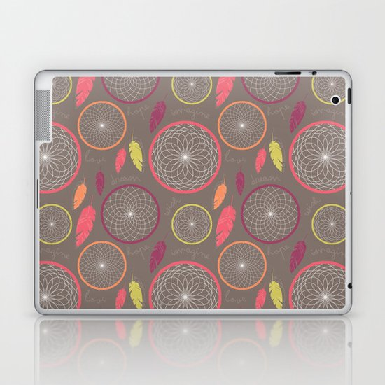 Dreamcatcher Laptop & iPad Skin