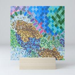 INSPIRED BY GAUDI Mini Art Print