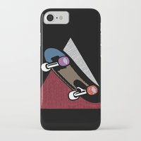 skate iPhone & iPod Cases featuring Skate by Keagraphics