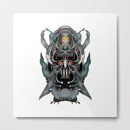x. omnigenous y Metal Print