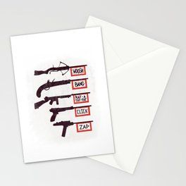 A Brief History of Non-Violence Stationery Cards