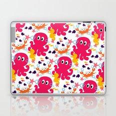 Sea Creatures Laptop & iPad Skin
