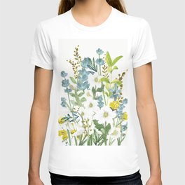 Wildflowers VI T-shirt