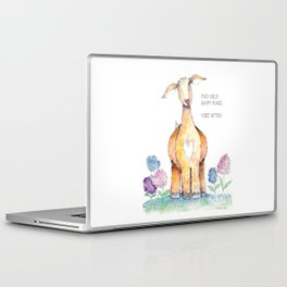 A Happy Place Laptop & iPad Skin