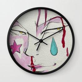 Hisoka Wall Clock