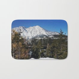 Water and Snow Bath Mat