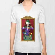 Joker's Theater Unisex V-Neck