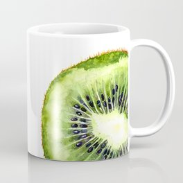 Kiwi Slice Coffee Mug