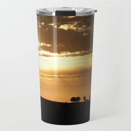 Somewhere, Sometime Travel Mug