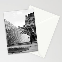 Pyramide de Louvre Stationery Cards