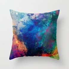 ε Ain Throw Pillow