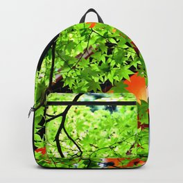 Leaf to Leave to Gate Backpack
